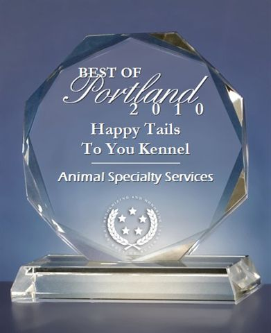 Happy Tails To You Kennel